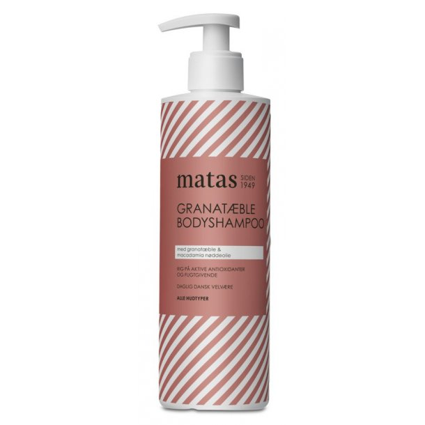 Matas Bodyshampoo med granatæble, 500 ml