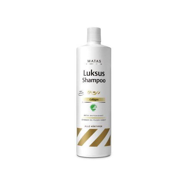 Matas Shampoo Luksus Klassisk Uparfumeret, 1 liter