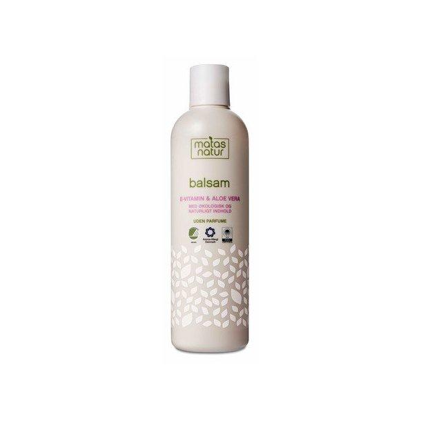 Matas Natur Balsam med Aloe Vera og E-vitamin, 400 ml