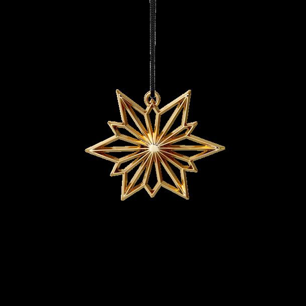 Rosendahl Karen Blixen Nordstjernen, forgyldt, 7cm