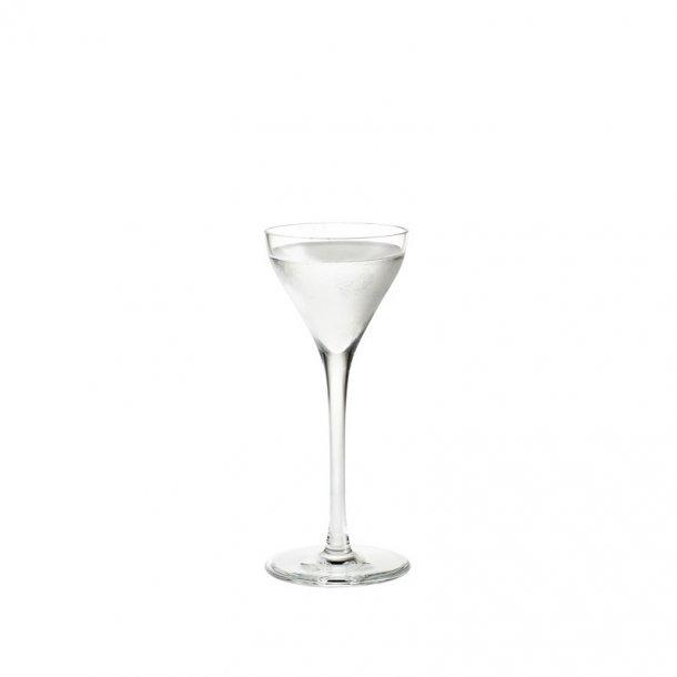 Snapseglas fra Holmegaard Cabernet. 2 styks.