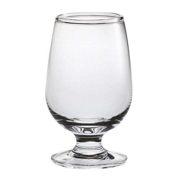 Snapseglas fra Holmegaard, Det danske glas. 2 styks.