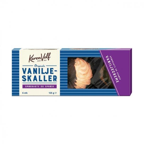 Vaniljeskaller fra Karen Volf, 125g