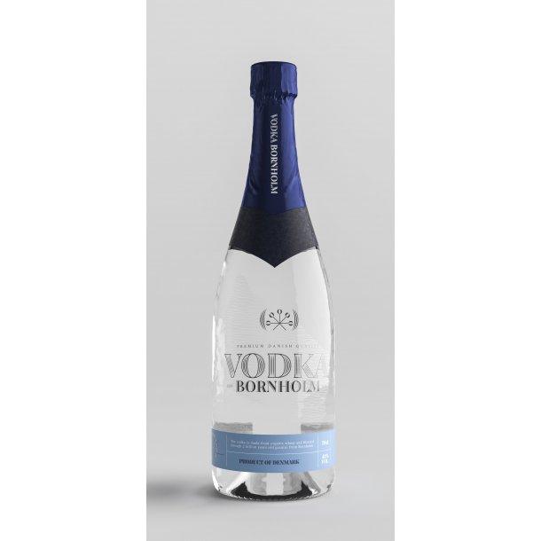 Vodka Bornholm, Økologisk, 70cl.