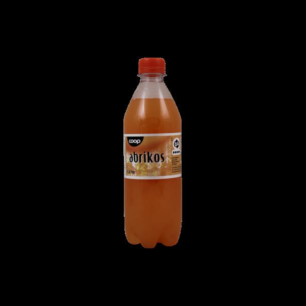 Coop Abrikos sodavand, 0,5L