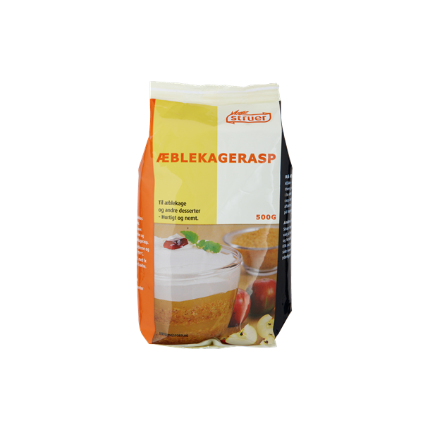 Æblekagerasp fra Struer, 500 gram