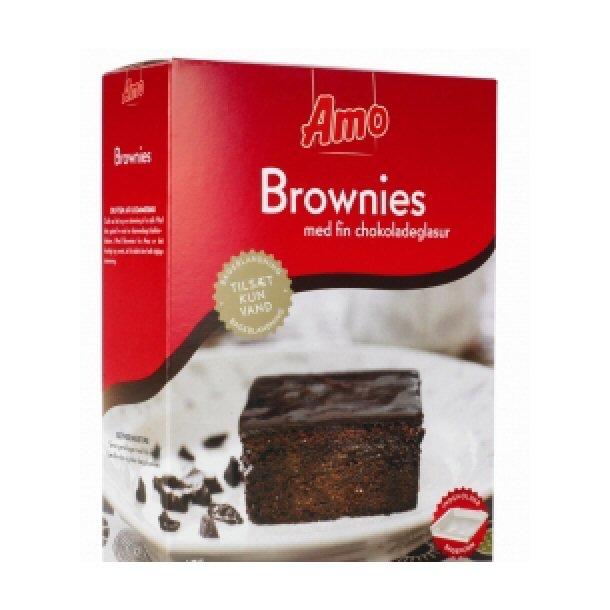Brownies, Amo