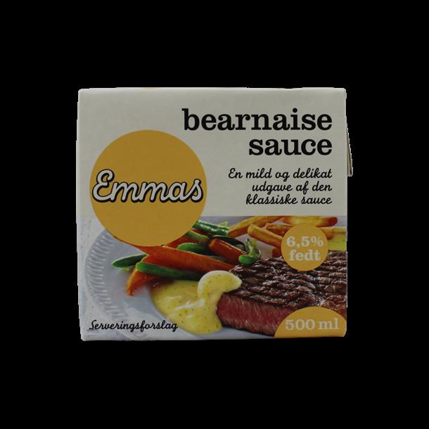 Bearnaise sauce Emmas 6,5%, 1/2 liter