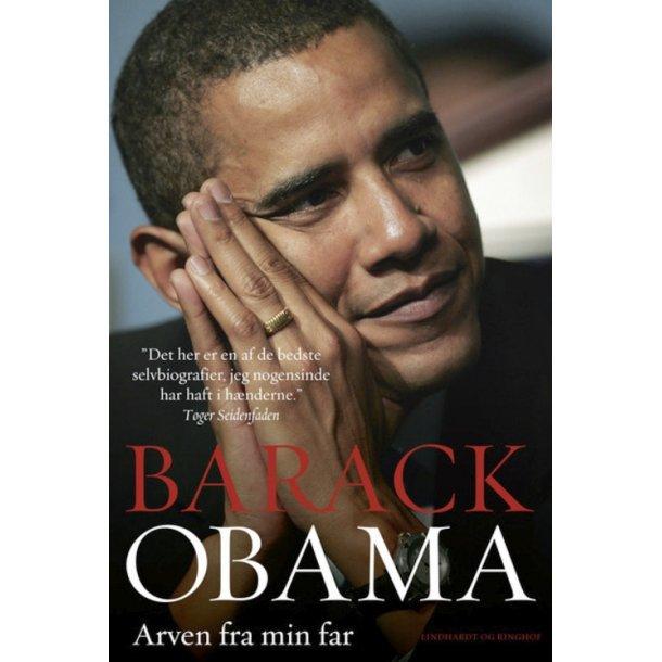 Arven fra min far - selvbiografi af Barack Obama