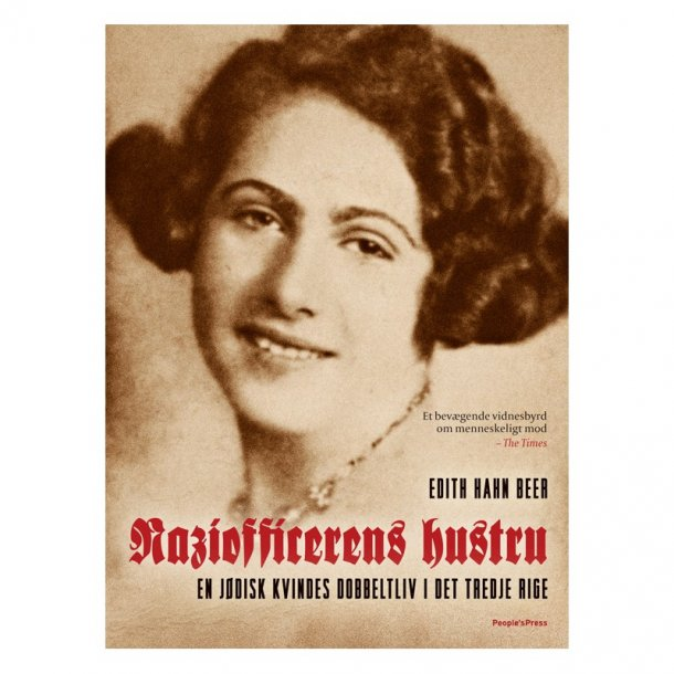 Naziofficerens hustru - en jødisk kvindes dobbeltliv i det tredje rige