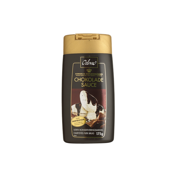 Chokolade Sauce Odense, 175 gram