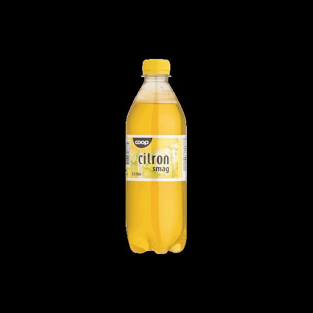 Coop Citron sodavand, 0,5L