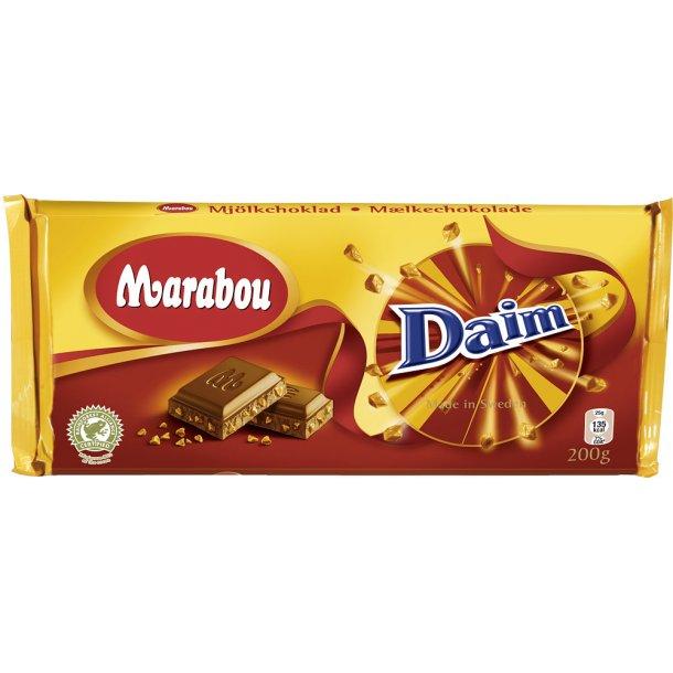 Marabou Daim, 200 gram