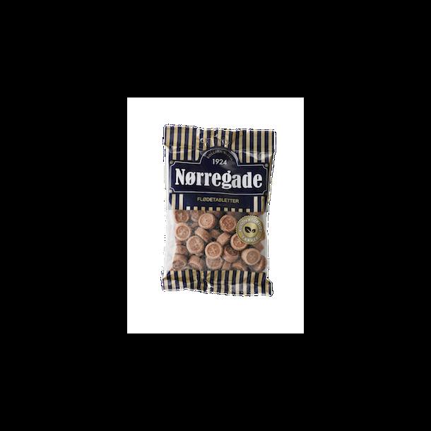 Nørregade flødetabletter, 135 gram