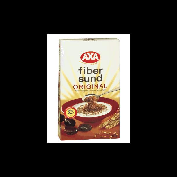 Fibersund Original m/hvedeklid og dadler, AXA 375 gram