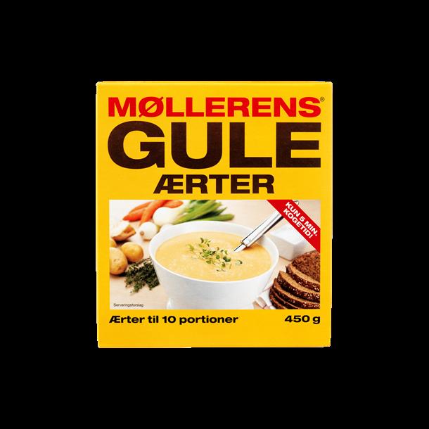 Møllerens Gule Ærter 450 g