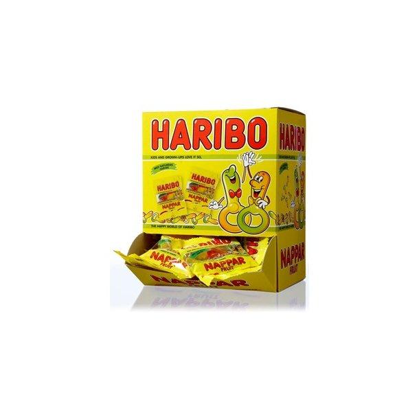 Haribo miniposer Sutter, 100stk.