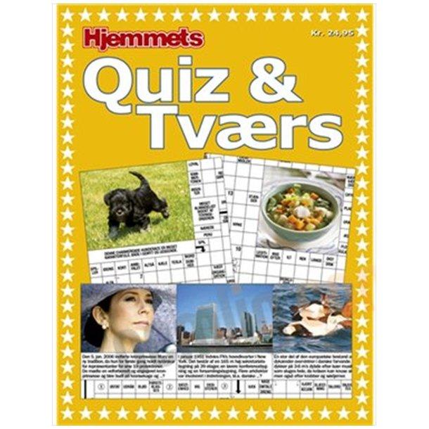 Hjemmets Quiz & Tværs