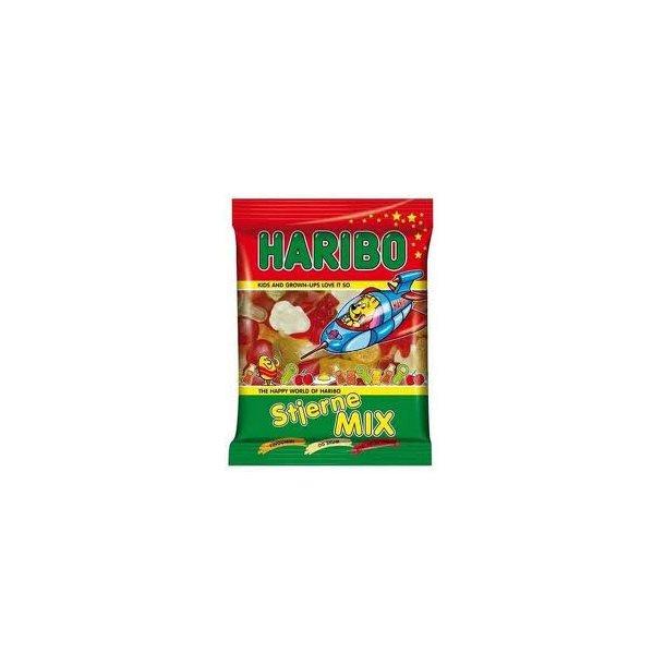 Haribo Stjerne Mix, 140 gram