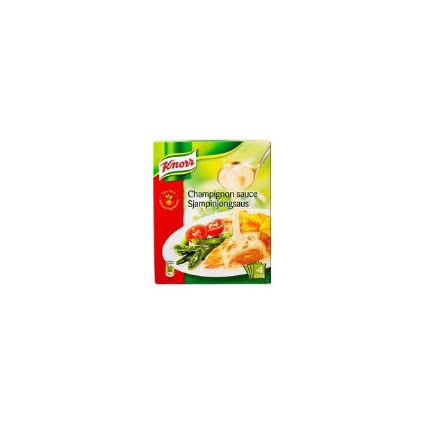 Champignon sauce Knorr