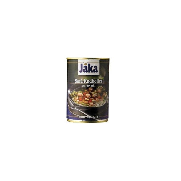 Jaka kødboller på dåse, 410g