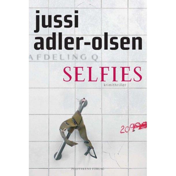 Selfies (Afdeling Q, nr. 7) af Jussi Adler-Olsen