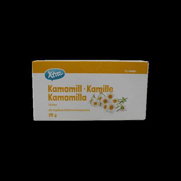 Kamille-tebreve, 20 stk