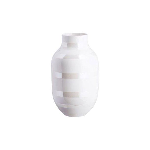 Kähler omaggio vase perlemor stor 30,5 cm