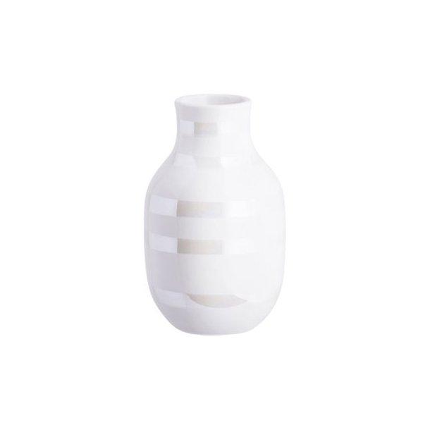 Kähler omaggio vase perlemor lille 12,5 cm