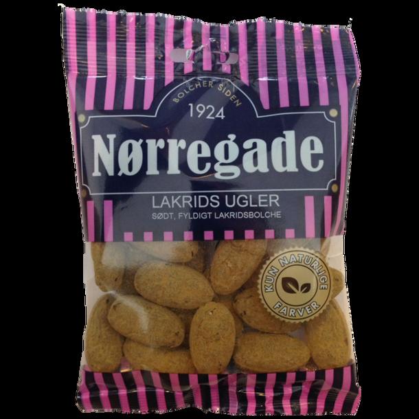Nørregade Lakridsugler 130g