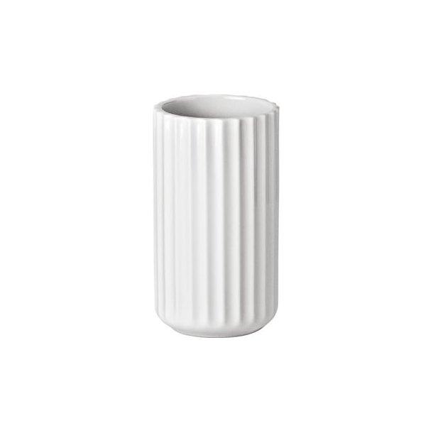 Lyngby Vase Hvid 12 cm 1 stk.