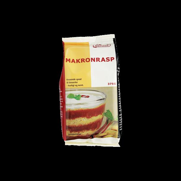Makronrasp fra Struer, 375 gram