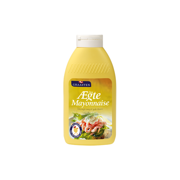 Mayonnaise fra Graasten, 375g.