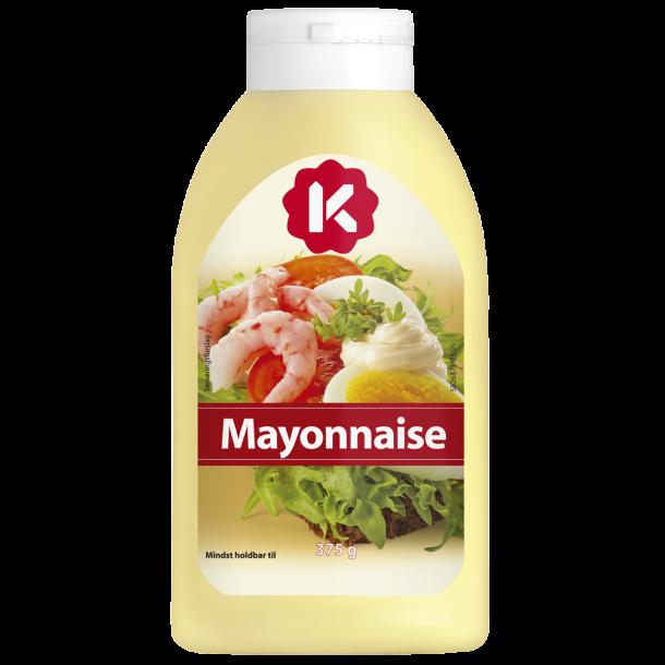 Mayonnaise fra K-salat, 375 gram