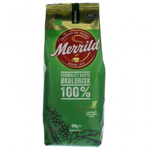 Merrild Økologisk, 400 gram
