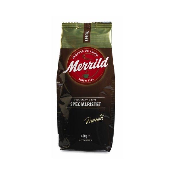 Merrild Specialristet, 400 gram