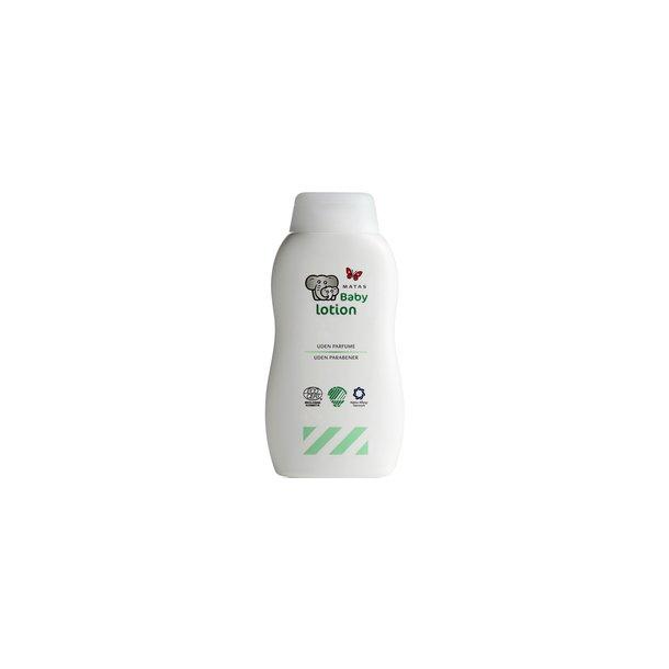 Baby Lotion uden parfume, parabener og farvestoffer, 250 ml