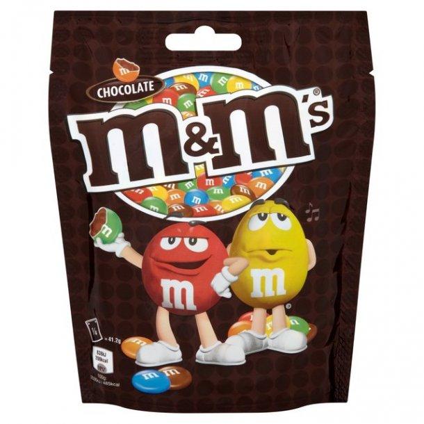 M&M's chokolade. 165g