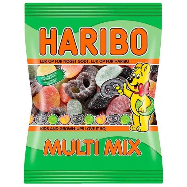 Haribo Multi Mix. 120g