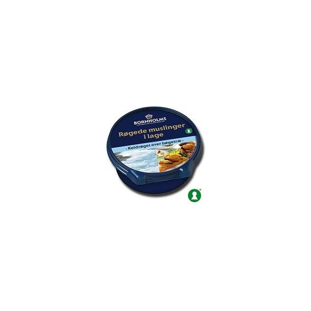 Bornholms muslinger, 190 gram