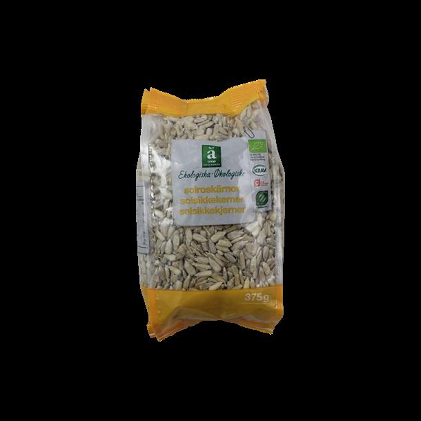 Solsikkekerner økologiske, 375 gram, Änglamark
