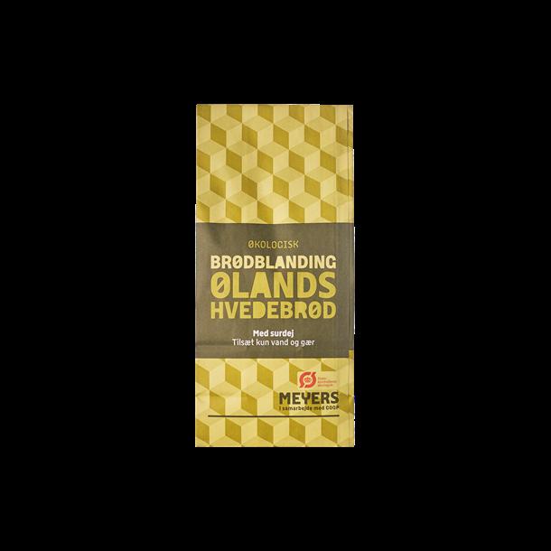 Brødblanding Økologisk Ølands hvedebrød med surdej fra Meyers