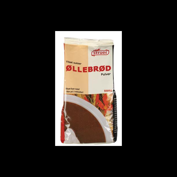 Øllebrødspulver, Struer 500 gram