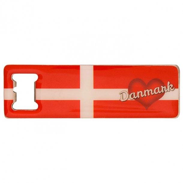 Oplukker Danmark.