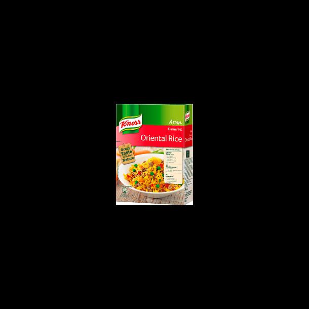 Orientalsk Risret, Knorr 3 - 4 portioner