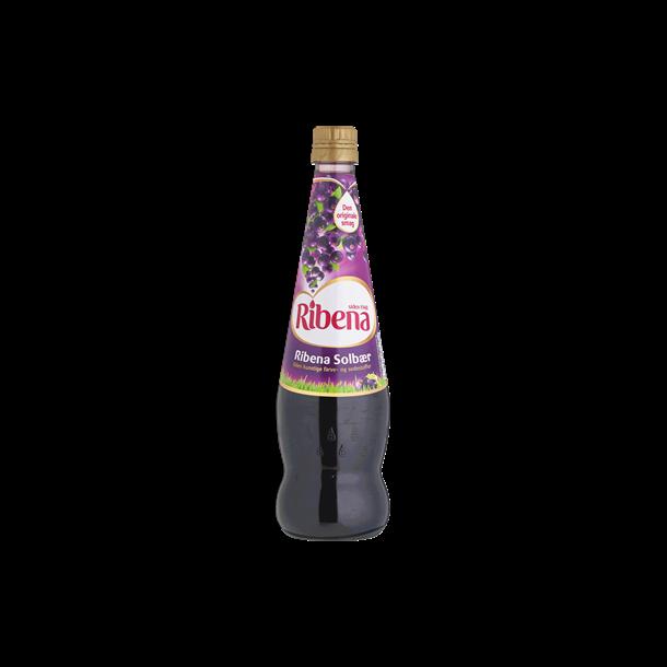 Ribena Solbær i plastflaske
