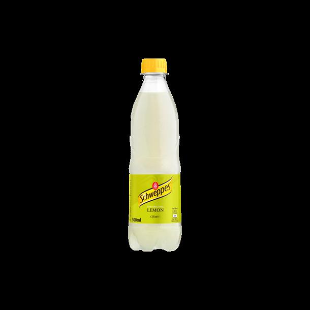Schweppes Lemon, 0,5L