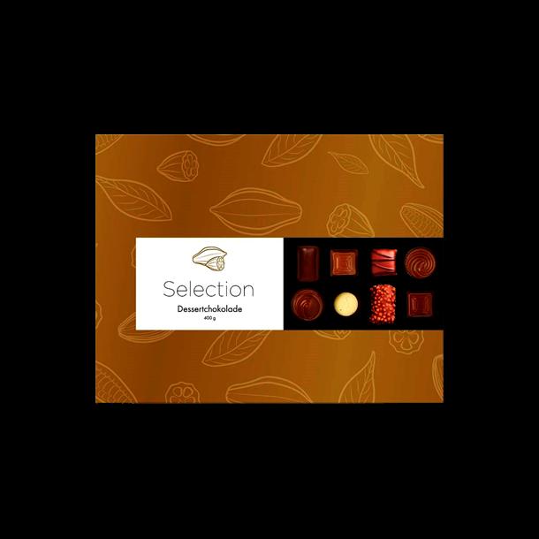 Selection Dessertchokolade, 350g