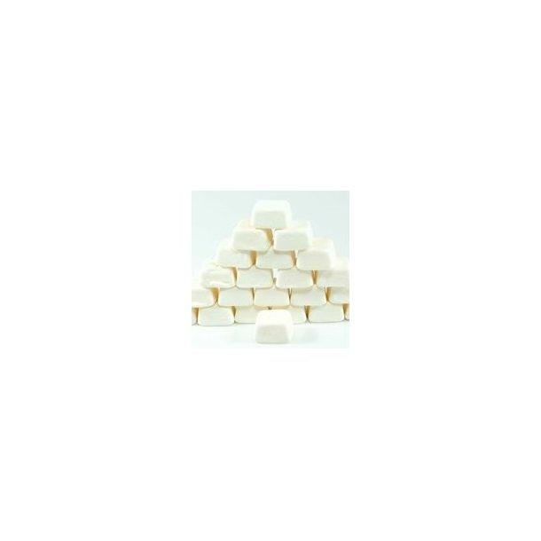 Hvide skumpuder 170 stk. 1kg