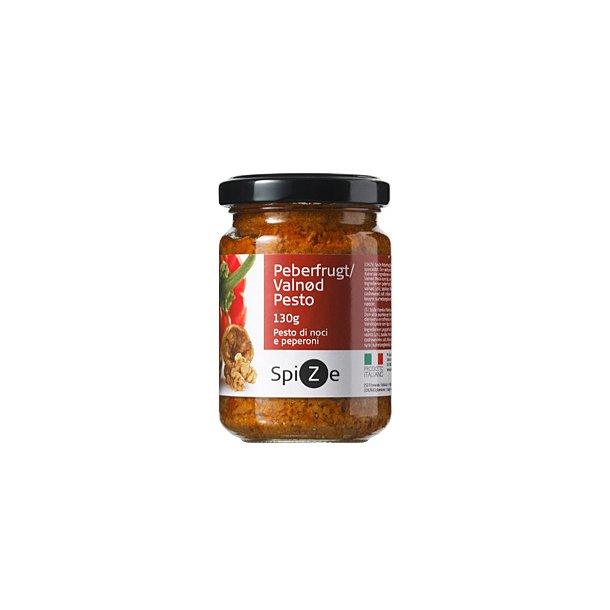 Pesto Peberfrugt/valnød, 130 gram